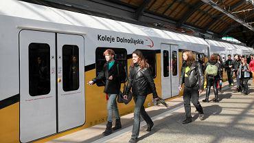 Od 1 lipca nie ma wspólnego biletu w granicach Wrocławia na Koleje Dolnośląskie i MPK Wrocław