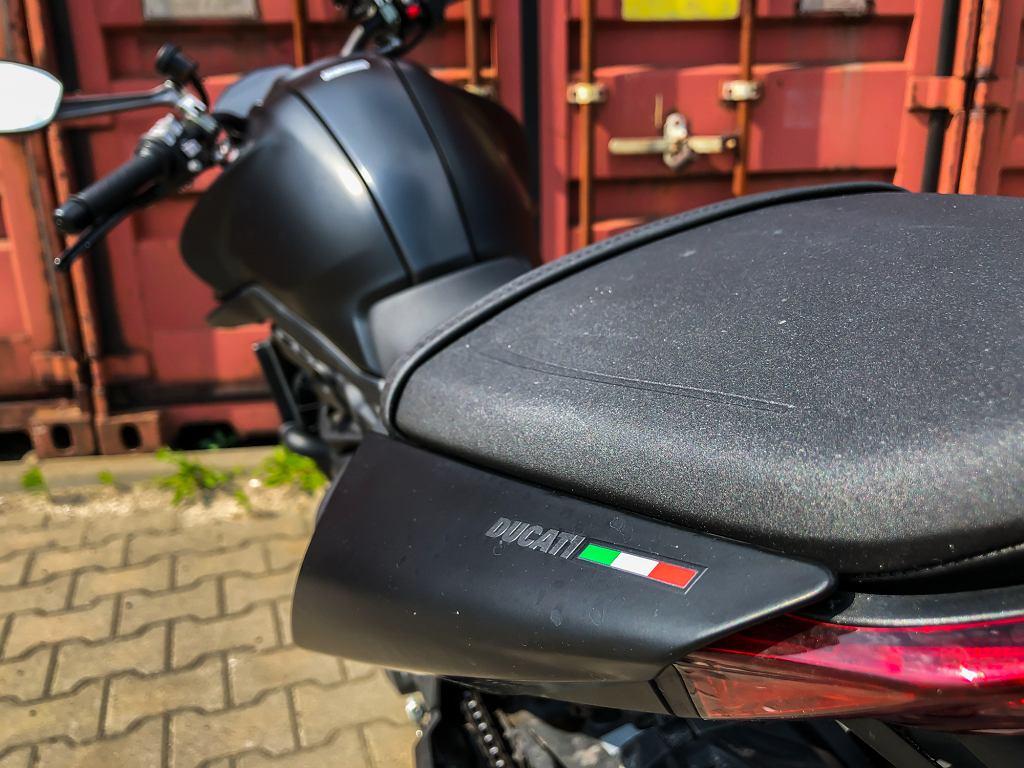 Ducati Monster 937 cm3 (2021)