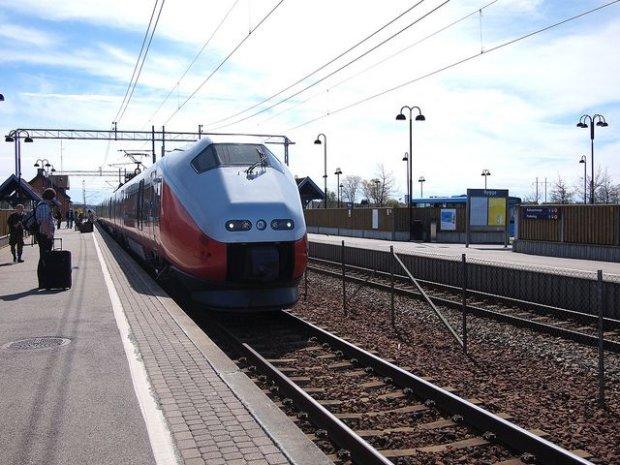 Szybki pociąg do Oslo/ Fot. CC BY 2.0/ frkstyle/ Flickr.com