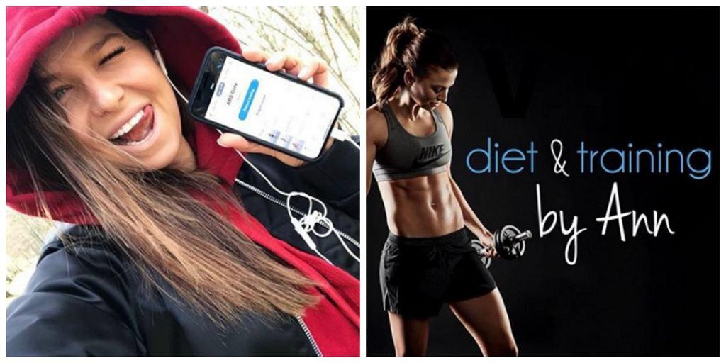 Aplikacja Diet&Training by Ann podbija internet.