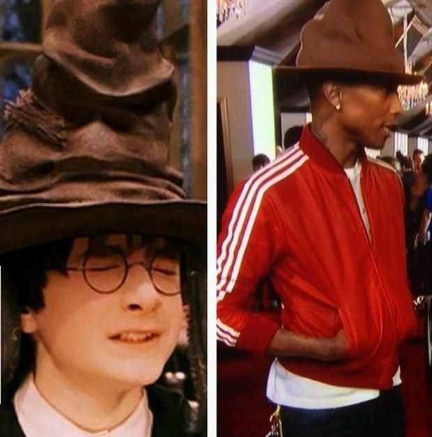 Pharrell's hat, kapelusz Pharrella