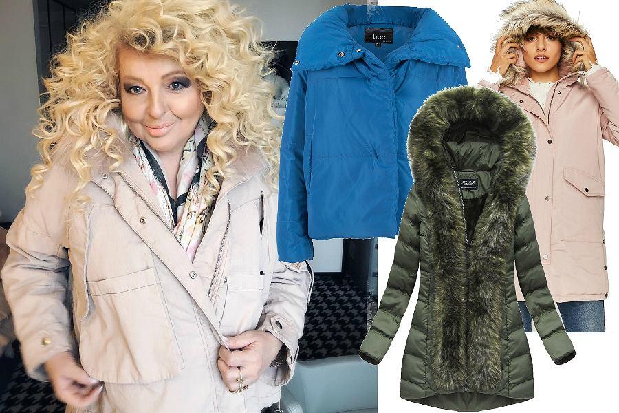 Modne ubrania na zimę w stylu Magdy Gessler: ona wie, jak