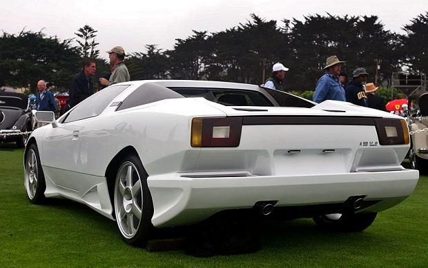 Lamborghini P 140