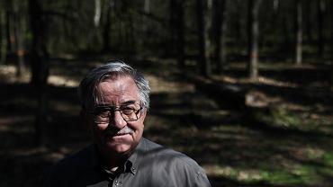 Jan Kosiorowski - były szef Regionalnej Dyrekcji Lasów Państwowych w Krakowie