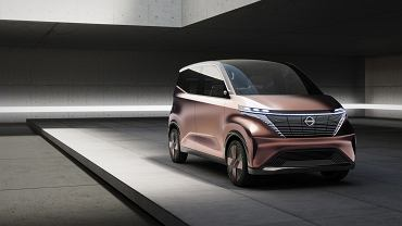 Koncepcyjny Nissan IMk