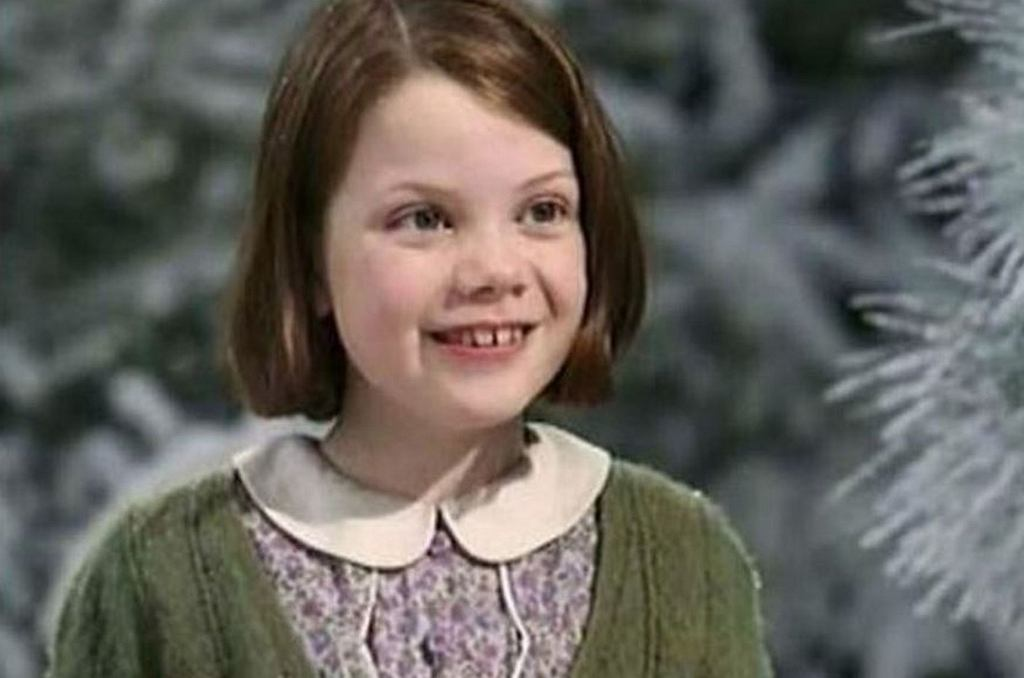 Georgie Henley w 'Opowieściach z Narnii'