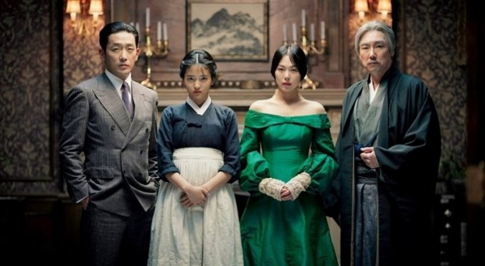 ''Służąca'' (''Handmaiden''), reż. Park Chan-wook / ''Służąca'' reż. Park Chan-wook materiały prasowe