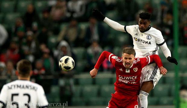 Zdjęcie numer 3 w galerii - Ekstraklasa. Legia - Piast 2:0. Ricardo Sa Pinto: Kocham wszystkich moich piłkarzy, ale nie wszyscy mogą grać
