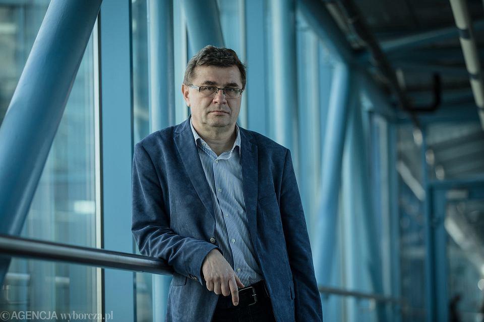 Prof. Rafał Matyja
