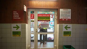 Szpital podczas epidemii koronawirusa (zdjęcie ilustracyjne)