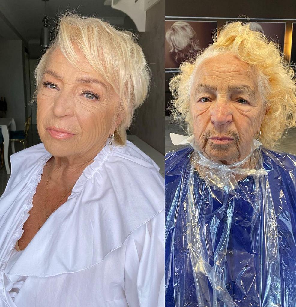 Makijażystka zdradza, jak wyglądać 20 lat młodziej. Metamorfozy jej klientek robią niesamowite wrażenie