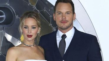 Jennifer Lawrence i Chris Pratt