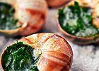 Ślimaki z masłem czosnkowym zapiekane w muszlach - Zdjęcia