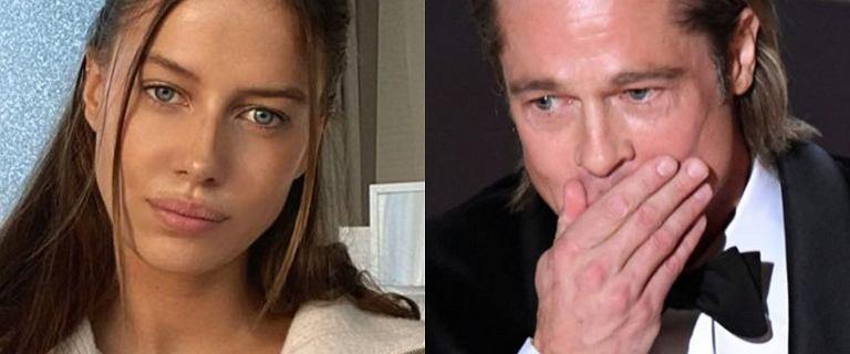 Dziewczyna Brada Pitta opublikowała wymowne zdjęcie na InstaStories