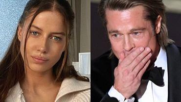 Nicole Poturalski, Brad Pitt