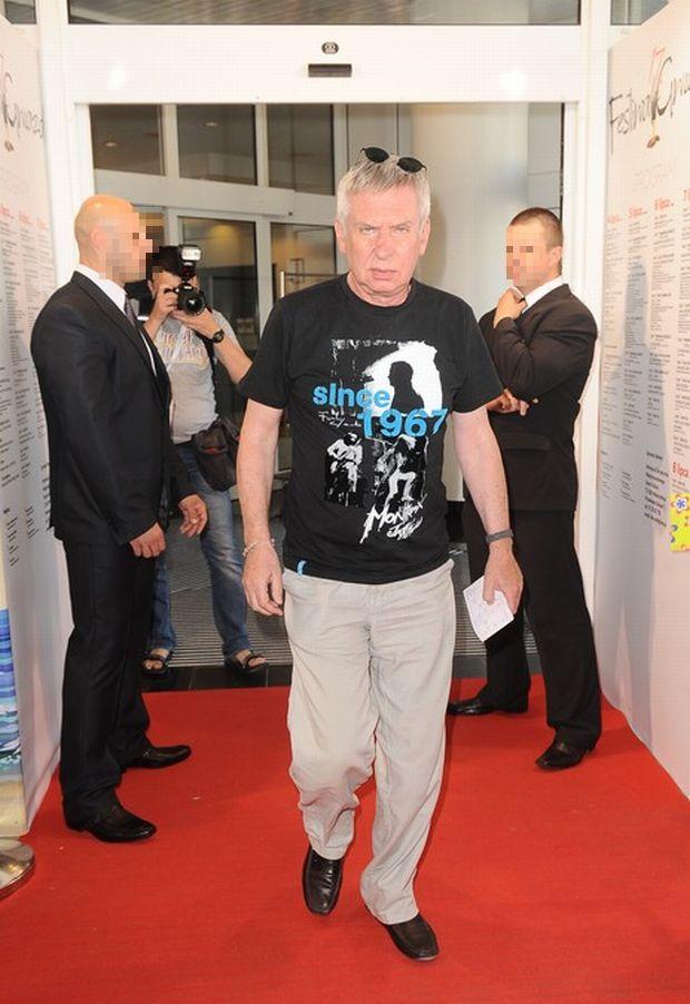 PHOTO: PIOTR WYGODA / EAST NEWS   04/07/2012   MIEDZYZDROJE  FESTIWAL GWIAZD MIEDZYZDROJE 2012 - DZIEN PIERWSZY  N/Z: