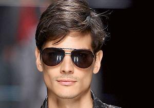 okulary przeciwsłoneczne, moda męska, Modne okulary przeciwsłoneczne do 300 zł. Na zdjęciu okulary typu aviator z kolekcji lato 2012 firmy Richmond