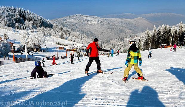 Szczyrk atrakcje zimą. Gdzie z dzieckiem na narty?