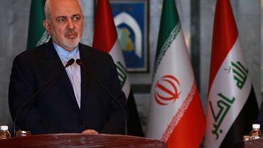 Szef Dyplomacji Iranu Javad Zarif