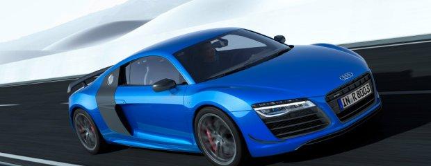 Audi R8 LMX | Ostatnia edycja debiutuje z reflektorami laserowymi