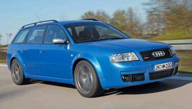 Audi RS6 Plus (B6) Avant (fot. Audi)