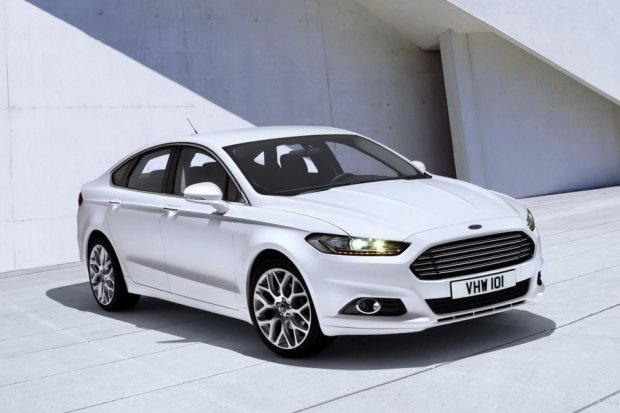 Najnowszym globalnym modelem Forda jest Mondeo, w USA znane jako Fusion