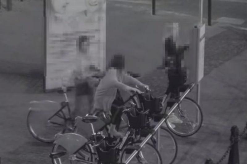 Rowerzystki z Bydgodzczy