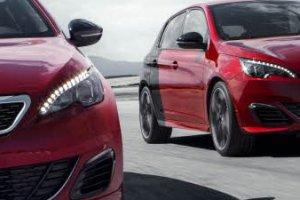 Peugeot 308 GTi | Ceny w Polsce | Prawie 8 tysięcy za lakier