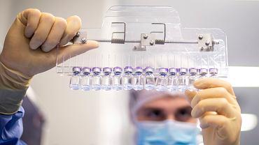 Szczepionka na koronawirusa, zdjęcie ilustracyjne