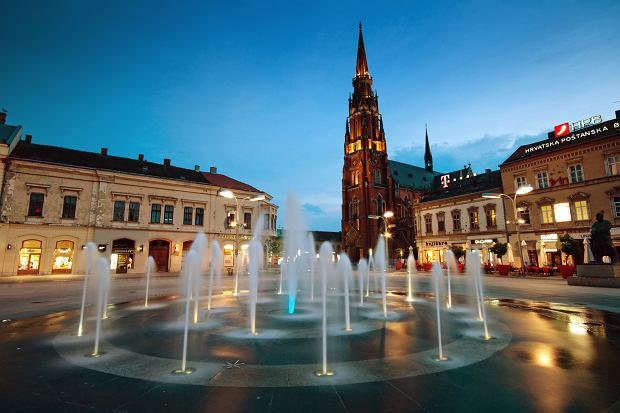 Centrum Osijeka