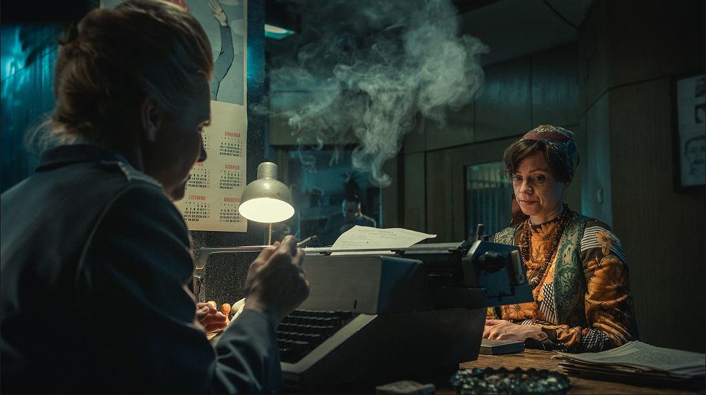 Kadr z filmu ''Sztuka kochania. Historia Michaliny Wisłockiej'' (fot Jarosław Sosiński / Watchout Productions)