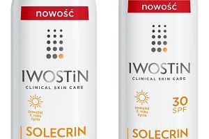 Nowości Iwostin Solecrin Specjalistyczna ochrona przeciwsłoneczna dla całej rodziny