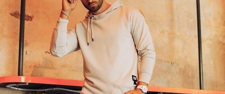 Ciepłe i stylowe męskie bluzy z kapturem! Te modele polskiej marki kosztują mniej niż 100 zł!