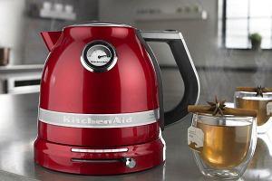 Kolorowy czajnik elektryczny - świetna ozdoba kuchni [WYBÓR REDAKCJI]