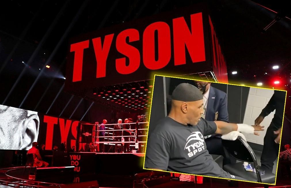 Skandal po walce Mike'a Tysona