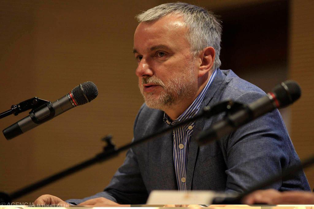 Wojciech Czayka, przedstawiciel PZPS i dyrektor wykonawczy mistrzostw Europy