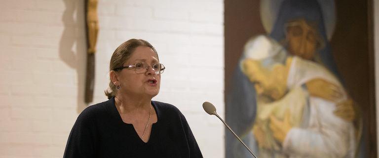 """Krystyna Pawłowicz apeluje do Jacka Kurskiego. """"Nie hańb Boga"""""""