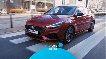 Hyundai i30 Fastback N Line Studio Biznes