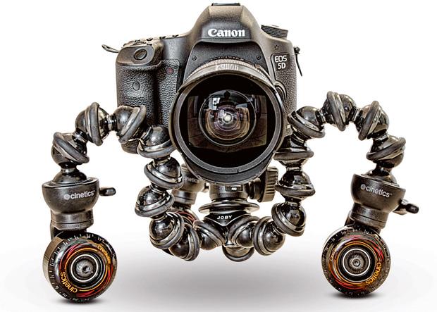 Aparat cyfrowy to nie wszystko, aparaty cyfrowe, prezenty, Cinetics