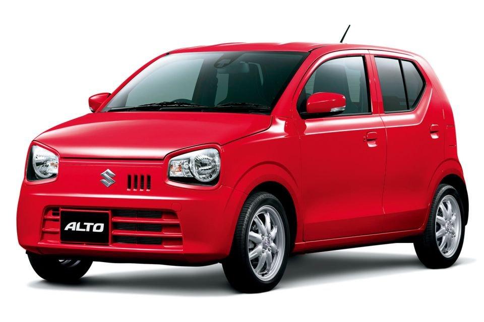 2015 Suzuki Alto