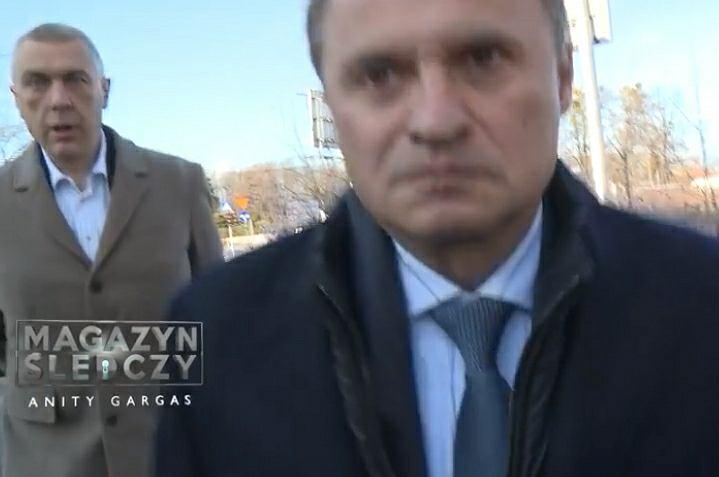 Leszek Czarnecki w 'Magazynie Śledczym Anity Gargas'