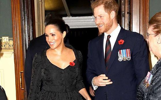 Meghan Markle i książę Harry rezygnują z obowiązków rodziny królewskiej
