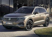 Volkswagen Touareg V8 TDI - pożegnanie z tak dużymi dieslami