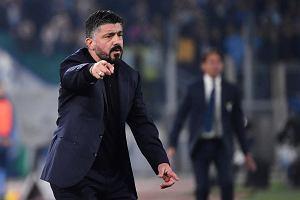 Gennaro Gattuso wściekł się na gwiazdę Napoli. Odsunął ją od zespołu