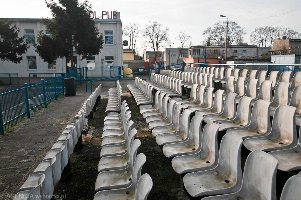 Stadion przy ul. Sielskiej w Fordonie będzie remontowany w 2014 roku