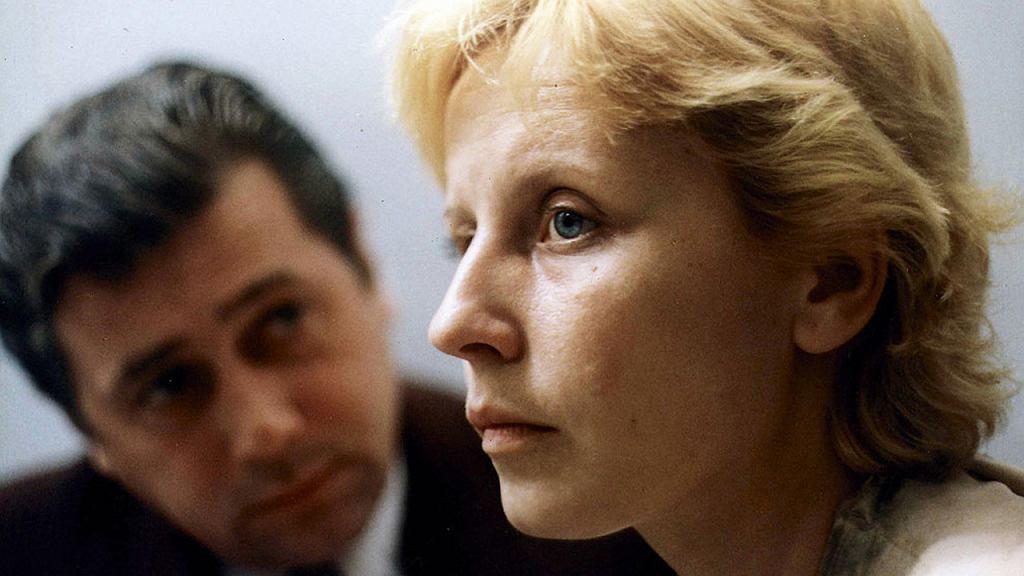 Kadr z filmu 'Przesłuchanie'