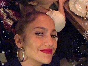 Jennifer Lopez z siostrą
