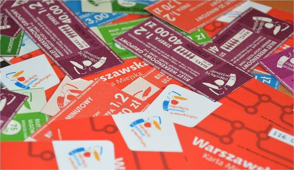 Tańsze i nowe bilety - zmiany w taryfie stołecznej komunikacji miejskiej.