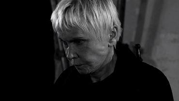 Ewa Błaszczyk w mrocznym teledysku