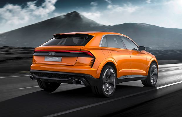 Audi pracuje nad topowym modelem Q8. Znamy pierwsze szczegóły